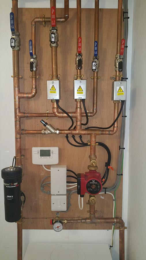 Oakfield Plumbing & Heating Services Heathfield